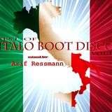 Best of Italo Boot Disco Vol. I mixed by arif ressmann