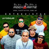 Entrevista con Sergio Mula Saracho cantante de La Yugular reggae en Rock&Arte Radio.
