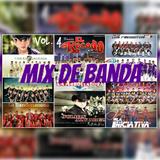 Mix De Banda Volumen 4 (Regional Mexicano)