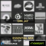 Din Jay - ESSENTIAL MIX (19th April 2019)
