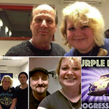Purple Flower Progressive Hour Special! Interviews with Colin Edwin, Adrian Belew and LizZard!
