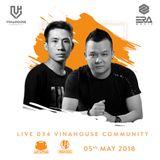 Community Live 034 -Dj ThiênBull - Dj Ân Captian - S.E.F Lounge & Chill