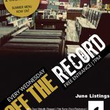 Off the Record 2012