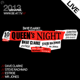Dave Clarke @ Queens Night pre-party,Amsterdam Studio (10-04-2013)