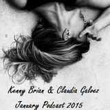 Kenny Brian & Claudia Galvez - Exclusive Podcast January 2015