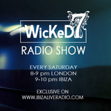 WICKED 7  RADIO SHOW - mixed by Hats & Klaps