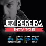 JEZ PEREIRA BASSRACE INDIA TOUR 2014 (Dirty Uplifting House)
