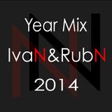 IvaN&RubN Year Mix 2014