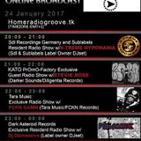 170124 KATO PrOmO-Factory Excl. Guest Radio Show w/Stevie Rose (Darker Sounds/Diligentia Records)