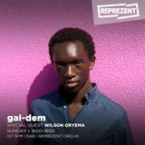 gal-dem x Reprezent with Wilson Oryema