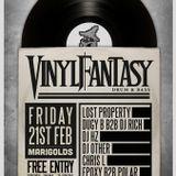 Dj Hz- Live at Vinyl fantasy in Darwin 21/02/14