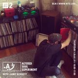 Altered Soul Experiment w/ Jamie Bennett - 25th July 2019