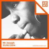 Mr Joseph - Fabriclive x Bukem In Session Mix