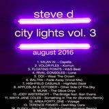 Steve D - City Lights vol. 3 (August 2016)