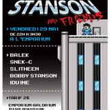 Slitheen - BOBBY STANSON AND FRIENDS @EMPORIUM