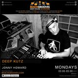 Jonny Howard BeachGrooves Radio Deep Kutz Deep House mix 6th September 2016
