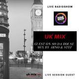 UK Mix on So-Da House RadioShow