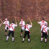 May Day sounds of Dartington Morris at Totnes Castle. Dawn Sunday May 1st 2016