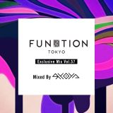 FUNKTION TOKYO Exclusive Mix Vol.57  Mixed By DJ RYOYA