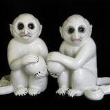 The Devils In The Females - Porcelain Monkeys