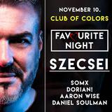 2017.11.10. - Club of Colors, Keszthely - Friday