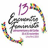 XIII Encuentro Feminista - Latinoamericano y del Caribe 2014