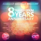 Basil O'Glue - TrancePodium 8th Anniversary on AH.FM 30-09-2014