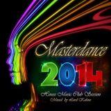 Lord Kahno - Masterdance House Music Club Session 2014