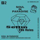 Soul in Paradise w/ Jamma Dee & Benedek - 27th June 2019