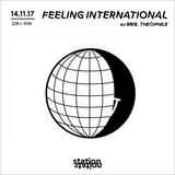 Feeling International #2 w/ Bris, Théophile