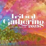 "YUTA@Tribal Gathering 2019 ""DAYTIME TECHNO to DOWNBEAT"""