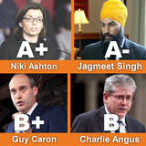 Interview with Thomas Woodley - Where do the NDP candidates stand on Palestine?
