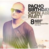 Pacho Birthday mix 2014