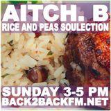 Sun 23/07/17 Rice & Peas Soulection