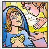 063 ¿Qué sintió el jinete de un rayo rojo cuando visitó a María? La Anunciación cantada...