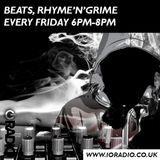 Beats, Rhymes & Grime with Angelle on IO Radio 081217