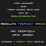 AF RADIO Episode 1: Freaky Tech