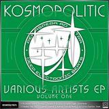 "KOSMOS027DGTL V/A ""Kosmopolitic EP Vol.1"" (Preview Mini-mix)"