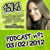 ACTIVE SOUND RADIO SHOW Podcast nº1 (03-02-2012)