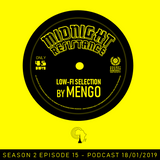 Radio Conquerer presents: Low-Fi Selection by Mengo outta Midnight Resistance  | podcast 18.01.2019