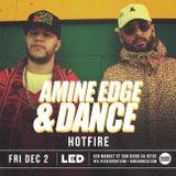2016.12.03 - Amine Edge & DANCE @ Bang Bang, San Diego, USA