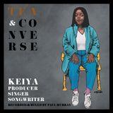 Tea & Converse: Keiya