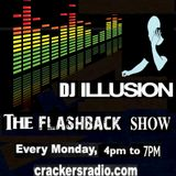 DJ ILLUSION THE FLASHBACK SHOW    12/01/2015