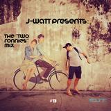 """J-WaTT's """"Two Ronnies"""" Mix (Feat. Cymande, Butch, Delegation, Marlena Shaw, Skatebård)"""