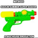 Mr. Biggs Sizzlin Summer Super Soaker