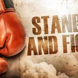 Stand Up & Fight: Fight Above Your Weight