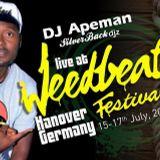WeedBeat Festival 16th July 2016 @Silverbackdjz @dj.apeman