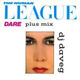 The Human League - Dare Plus Mix