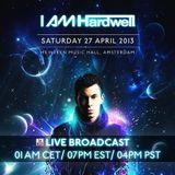 Hardwell - Live at I AM HARDWELL (Amsterdam) - 27.04.2013