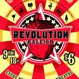 Revolution: Hurricane (Hi NRG- Recorded Live)